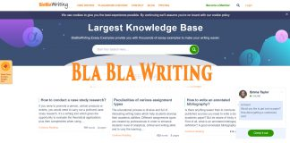 blablawriting service review