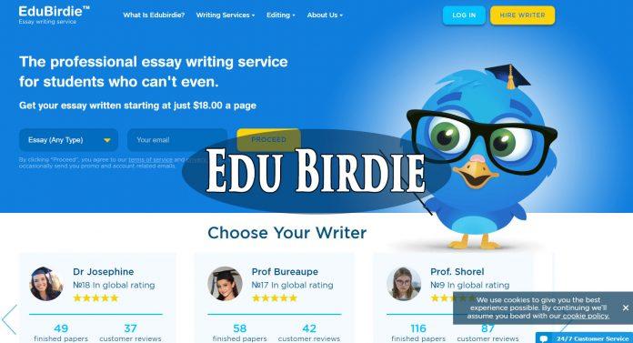 EduBirdie.com service review