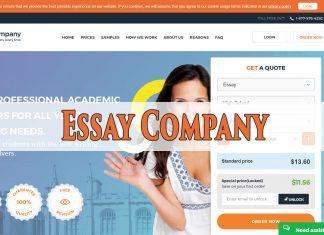 Essaycompany service review