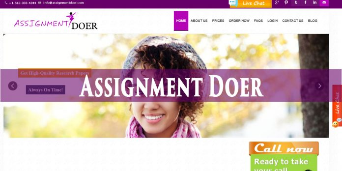 assignmentdoer review