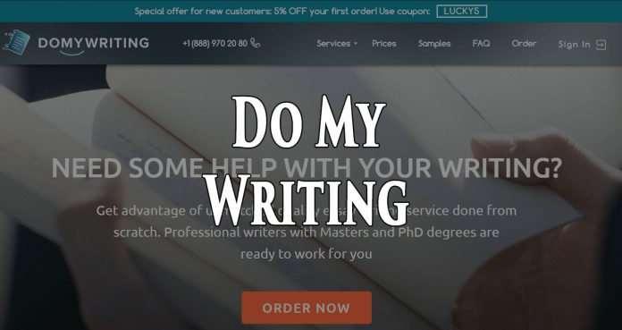 domywriting service review