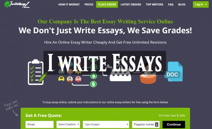 iwriteessays review