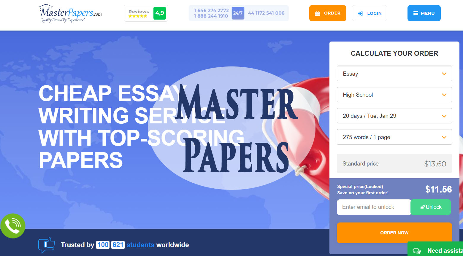 Related:www masterpapers com/ masterpapers