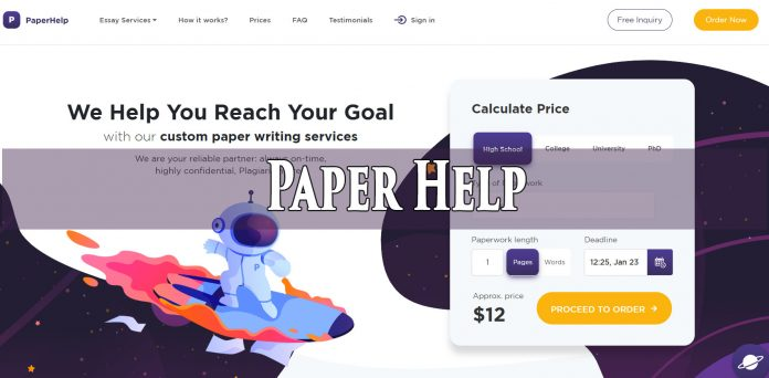 paperhelp review