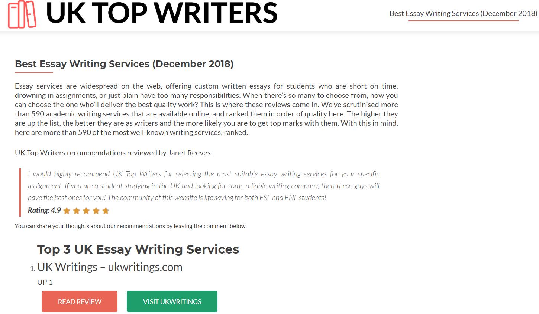 uktopwriters