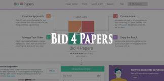 bid4paper